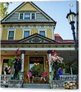 The Rivertown Inn Stillwater Minnesota Acrylic Print