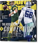 The Rodgers Connection Arm. Legs. Mind. Heart. Sports Illustrated Cover Acrylic Print