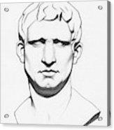 The Roman General - Marcus Vipsanius Agrippa Acrylic Print