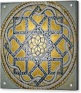 The Roman Mandala At Tomis Acrylic Print