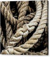 The Rope Acrylic Print