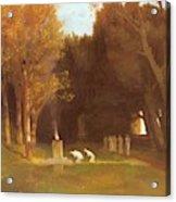 The Sacred Grove 1886 Acrylic Print