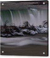 The Silky Horseshoe Falls Acrylic Print