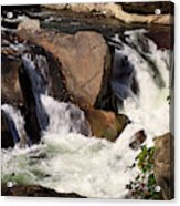 The Sinks In Smoky Mountain National Park Acrylic Print