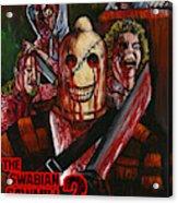 The Swabian Sawmill Massacre 2 Acrylic Print