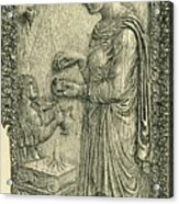 The Symmachi Panel Acrylic Print