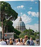 The Tours Acrylic Print