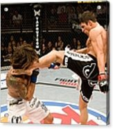 The Ultimate Fighter 9 Finale Acrylic Print