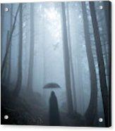 The Umbrella Acrylic Print