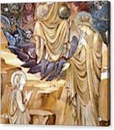 The Vision Of Saint Catherine Acrylic Print
