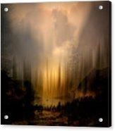 The Wilderness Acrylic Print