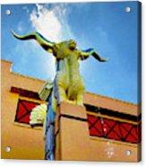 The Woofus - State Fair Of Texas Acrylic Print