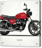 The Yamaha Xs1100 Acrylic Print