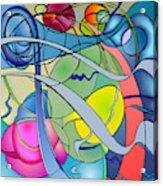 Thought Patterns #2 Acrylic Print