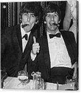 Thumbs Up From Ringo Acrylic Print