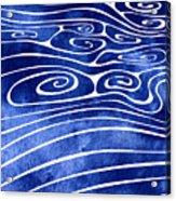 Tide Xvi Acrylic Print