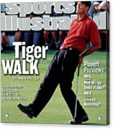 Tiger Woods, 2002 Masters Sports Illustrated Cover Acrylic Print