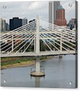 Tilikum Crossing, Portland, Oregon, Usa Acrylic Print