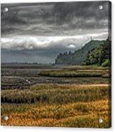 Tillamook Estuary Acrylic Print