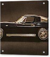 Timeless Classic Acrylic Print