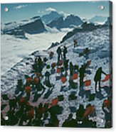 Tofana Ledge Acrylic Print