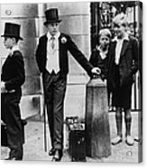 Toffs And Toughs Acrylic Print