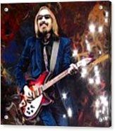 Tom Petty Portrait  Acrylic Print