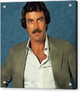 Tom Selleck, Actor Acrylic Print