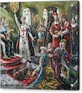 Torquemada, 1492 Acrylic Print