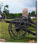 Touring The Gettysburg Battlefield Acrylic Print