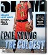 Trae Young: The Coldest SLAM Cover Acrylic Print