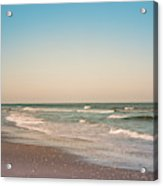 Tranquil Waves Acrylic Print