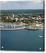 Traverse City, Michigan Acrylic Print