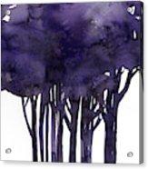 Tree Impressions 1g Acrylic Print