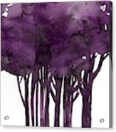 Tree Impressions 1i Acrylic Print