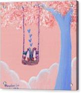Tree Swing 3 Acrylic Print