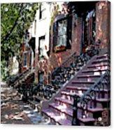Tremont Street Boston Acrylic Print