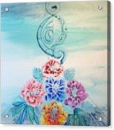 Tropicana Meets Pacifica Acrylic Print