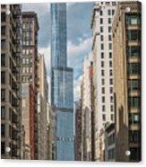 Trump Tower Acrylic Print
