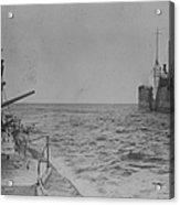 U-boat Attack Acrylic Print