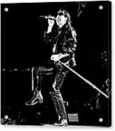 U2 Zoo Tv Tour Portugal 1993 Acrylic Print
