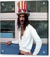 Uncle Zappa Wants You Acrylic Print