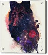 Universal Wolf Acrylic Print