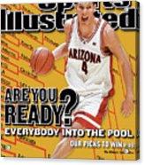 University Of Arizona Luke Walton, 2002 Ncaa Tournament Sports Illustrated Cover Acrylic Print