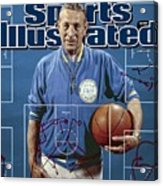 University Of California Los Angeles Coach John Wooden Sports Illustrated Cover Acrylic Print