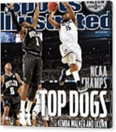 University Of Connecticut Vs Butler University, 2011 Ncaa Sports Illustrated Cover Acrylic Print