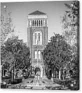 University Of Southern California Admin Building Acrylic Print