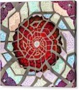 Untitled Meditation Acrylic Print