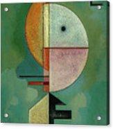 Upward - Empor, 1929 Acrylic Print