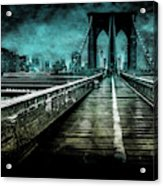 Urban Grunge Collection Set - 01 Acrylic Print